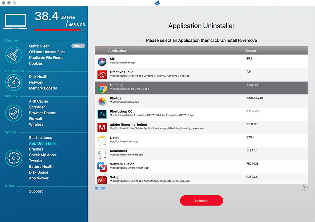 iBoostUp Premium 9.5 Mac 破解版 Mac实时系统优化工具